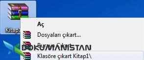 Office ZIP Klasore Cikart - Microsoft Office Dosya Uzantısındaki gelen X Nedir?