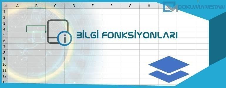 Excel Bilgi Fonksiyonları