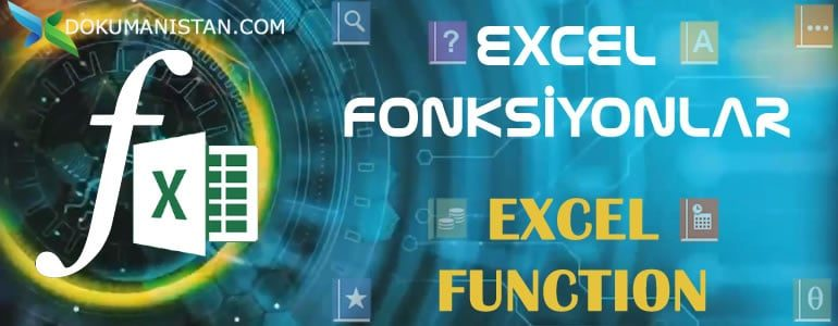 Excel Fonksiyonları