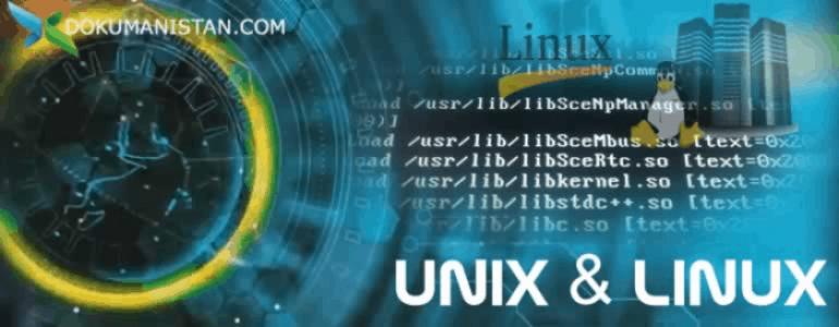 Unix - Linux Dökümanları